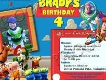 85 Free Toy Story Birthday Invitation Template Now for Toy Story Birthday Invitation Template