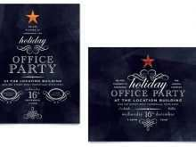 Christmas Party Invitation Template Online