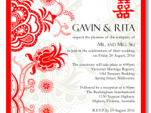 88 Best Wedding Invitation Templates Red And White For Free for Wedding Invitation Templates Red And White