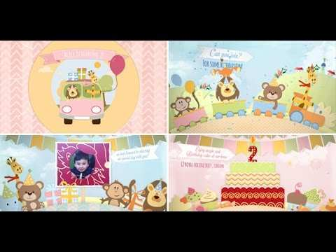 88 Standard Birthday Invitation Video Template in Word with Birthday Invitation Video Template