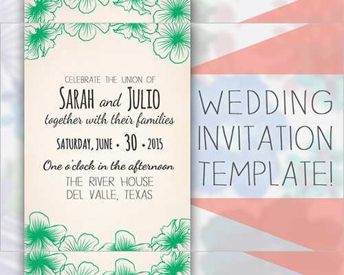 90 The Best Formal Invitation Template Psd in Word by Formal Invitation Template Psd