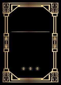 90 Visiting Blank Great Gatsby Invitation Template Templates by Blank Great Gatsby Invitation Template