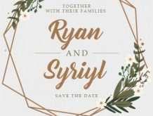 91 Blank Wedding Invitation Template With Photo Download for Wedding Invitation Template With Photo