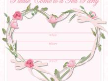 91 Customize Blank Birthday Party Invitation Template For Free with Blank Birthday Party Invitation Template