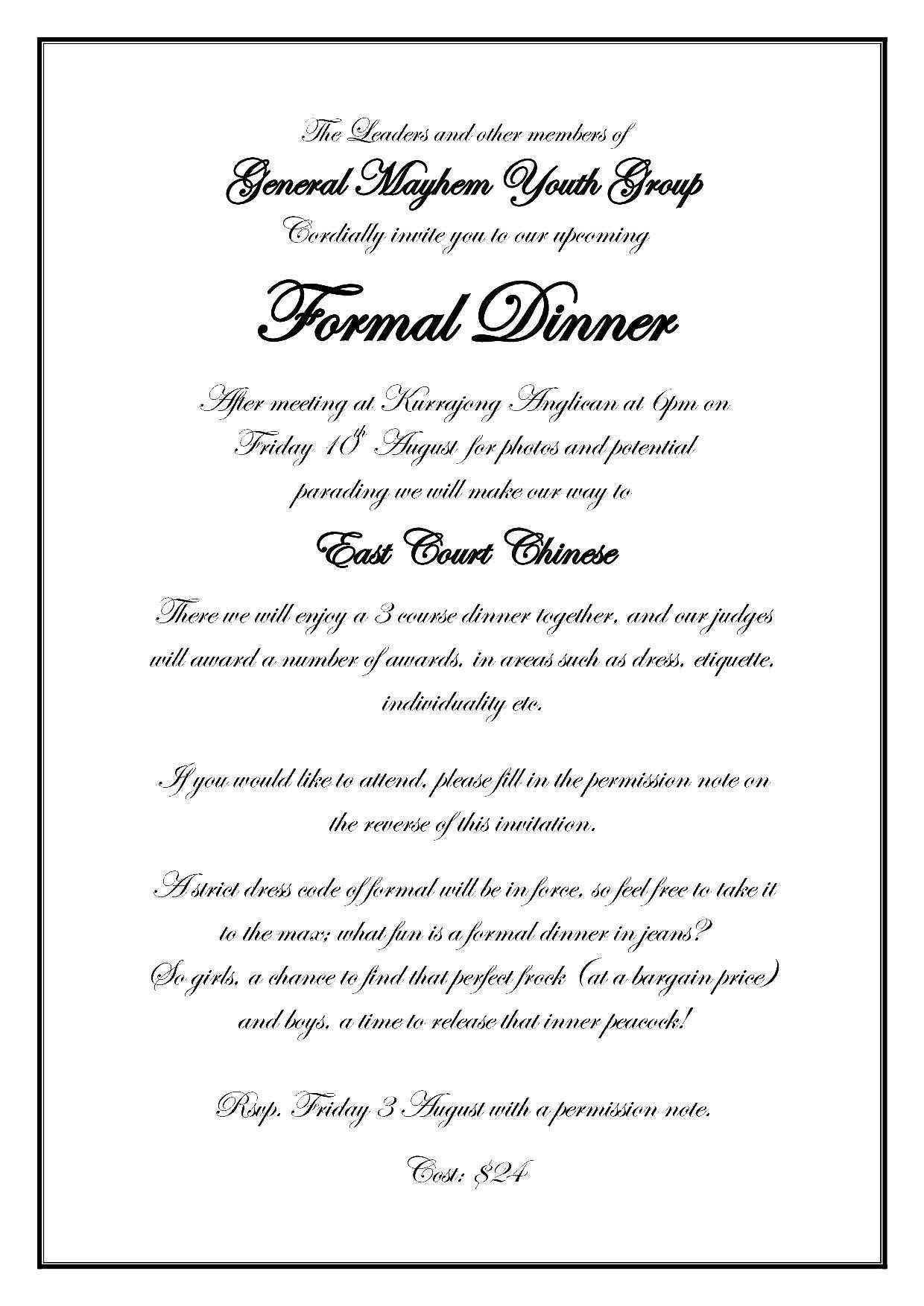 91 Visiting Dinner Invitation Example Ks2 Photo By Dinner Invitation Example Ks2 Cards Design Templates