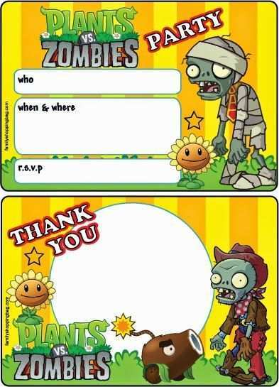 92 Best Free Zombie Birthday Party Invitation Template in Photoshop by Free Zombie Birthday Party Invitation Template