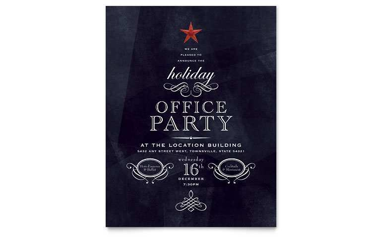 92 Visiting Office Party Invitation Template Editable Templates for Office Party Invitation Template Editable