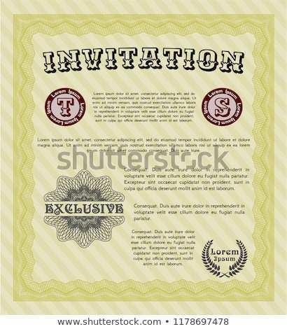 93 Customize Formal Invitation Template Vector Layouts by Formal Invitation Template Vector