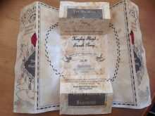 Marauders Map Wedding Invitation Template