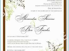 95 How To Create Blank Wedding Invitation Templates Png for Ms Word with Blank Wedding Invitation Templates Png