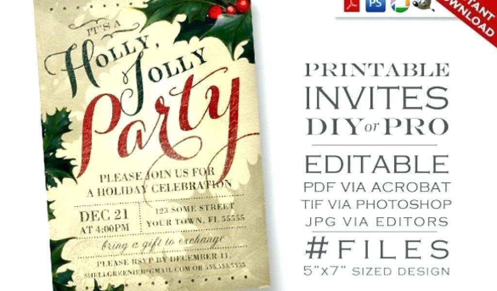 95 Standard Office Party Invitation Template Editable Photo by Office Party Invitation Template Editable