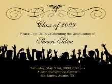 96 Report Graduation Invitation Card Example in Photoshop by Graduation Invitation Card Example