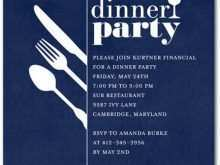 97 Free Example Of Dinner Invitation in Word for Example Of Dinner Invitation