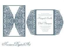 97 Printable Lace Wedding Invitation Template Now with Lace Wedding Invitation Template