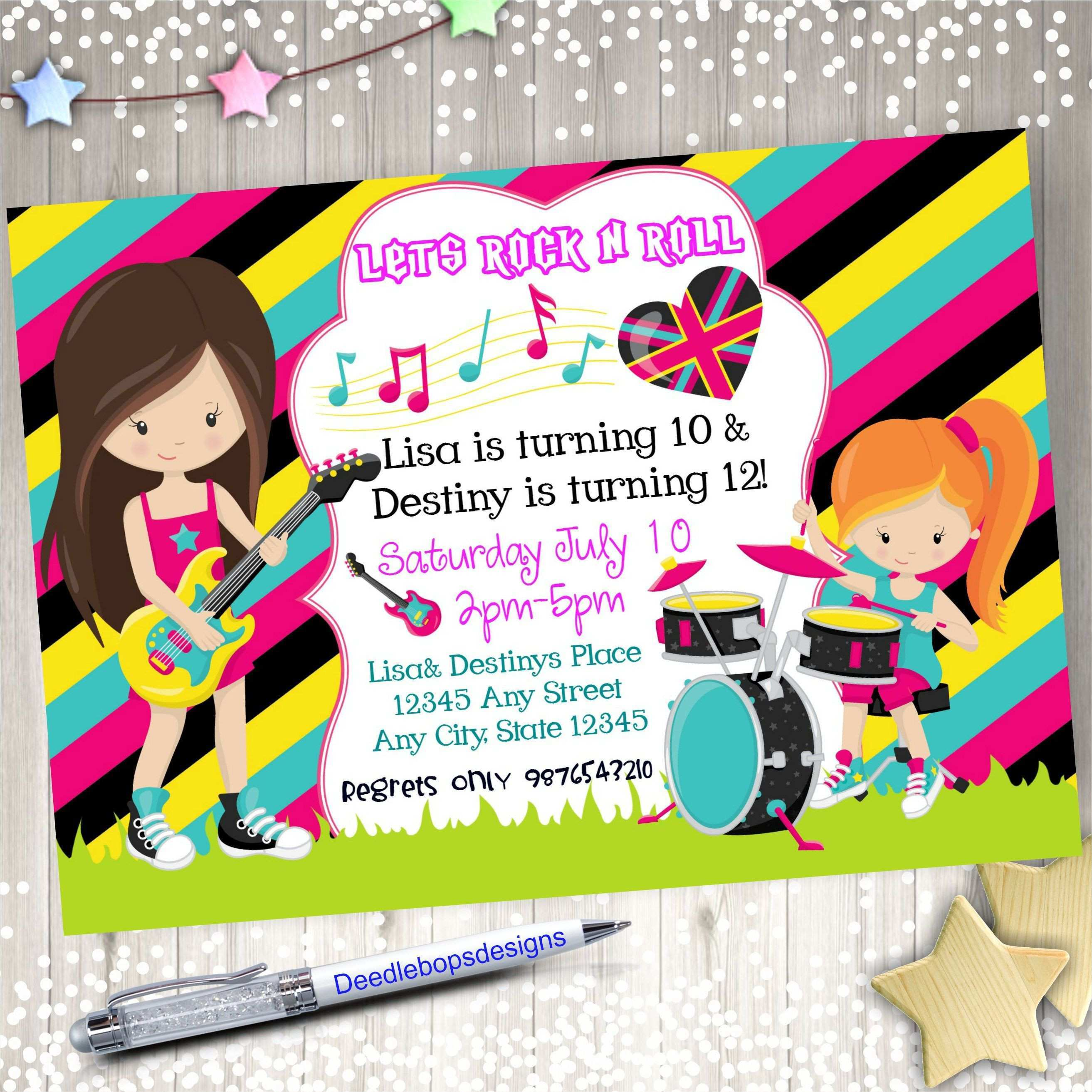 98 How To Create Birthday Invitation Templates Construction With Stunning Design with Birthday Invitation Templates Construction