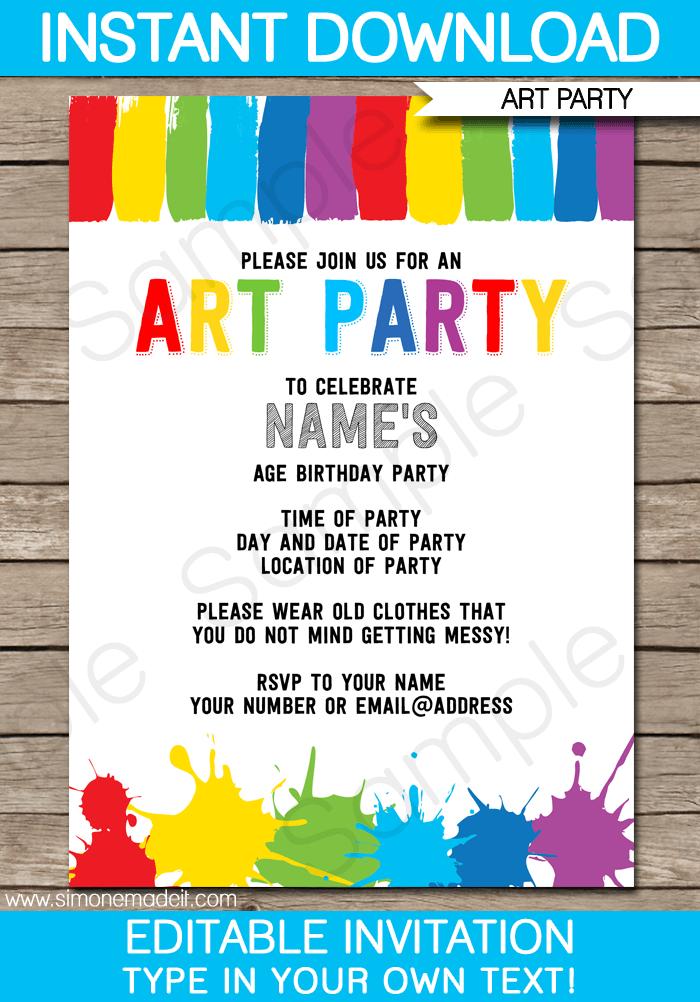 11 Blank Editable Birthday Invitation Template Formating by Editable Birthday Invitation Template