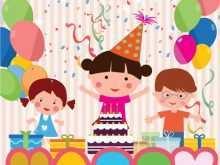 11 Standard Adobe Birthday Invitation Template Now for Adobe Birthday Invitation Template