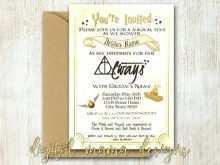 12 Creative Harry Potter Wedding Invitation Template Formating with Harry Potter Wedding Invitation Template