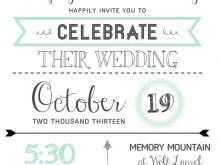 12 Creative Wedding Invitation Templates Uk Free For Free for Wedding Invitation Templates Uk Free