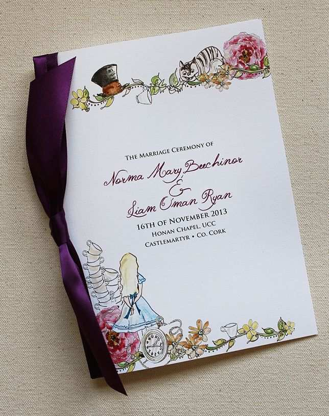 12 Customize Our Free Alice In Wonderland Wedding Invitation Template in Photoshop with Alice In Wonderland Wedding Invitation Template