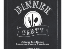 12 Customize Our Free Dinner Invitation Template Online Maker with Dinner Invitation Template Online
