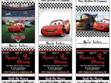 12 How To Create Disney Cars Birthday Invitation Template Free With Stunning Design by Disney Cars Birthday Invitation Template Free