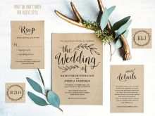 12 Standard Blank Wedding Invitation Card Template for Ms Word by Blank Wedding Invitation Card Template