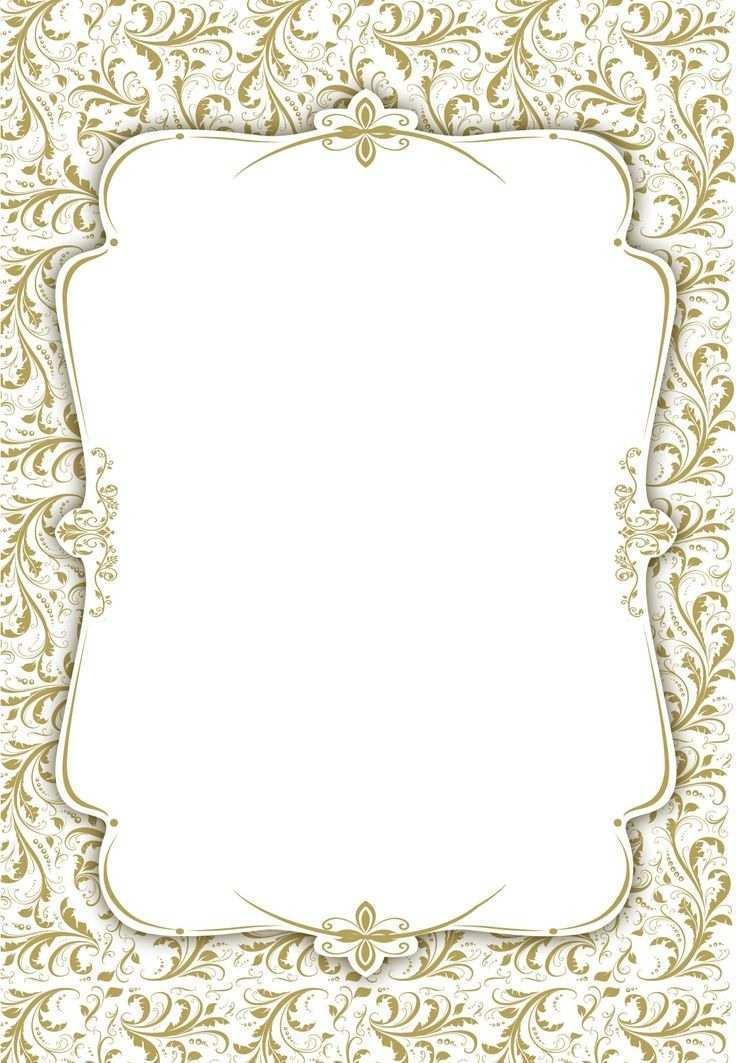 13 Best Blank Wedding Invitation Card Template in Photoshop for Blank Wedding Invitation Card Template