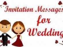 13 Creative Wedding Dinner Invitation Text Message Templates by Wedding Dinner Invitation Text Message
