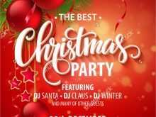 13 Customize Christmas Party Invitation Template Now with Christmas Party Invitation Template