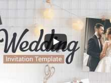 13 Free Printable Wedding Invitation Template After Effects in Word with Wedding Invitation Template After Effects