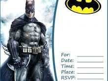 13 Standard Justice League Birthday Invitation Template in Photoshop for Justice League Birthday Invitation Template