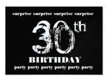 13 Visiting Surprise Party Invitation Template Uk Download for Surprise Party Invitation Template Uk