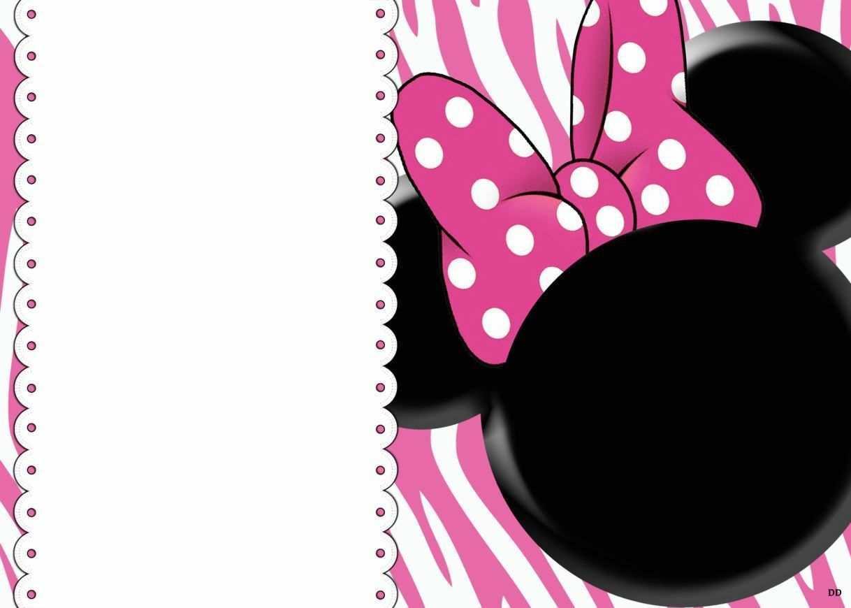 15 Best Birthday Invitation Template Minnie Mouse Photo by Birthday Invitation Template Minnie Mouse