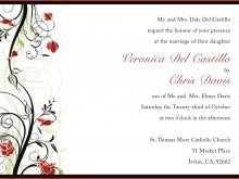 15 Best Blank Wedding Invitation Templates For Microsoft Word in Photoshop by Blank Wedding Invitation Templates For Microsoft Word