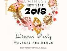 15 Creative Chinese New Year Party Invitation Template Now by Chinese New Year Party Invitation Template