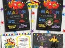 15 How To Create Wiggles Birthday Invitation Template in Word by Wiggles Birthday Invitation Template