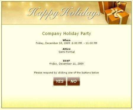 15 Report Formal Event Invitation Template for Ms Word with Formal Event Invitation Template