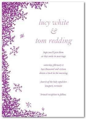 16 Adding Wedding Invitation Templates Violet Maker with Wedding Invitation Templates Violet