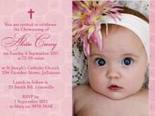16 Customize Example Of Invitation Card For Christening in Photoshop for Example Of Invitation Card For Christening