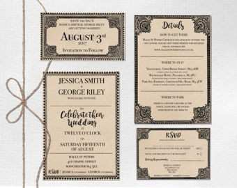 16 How To Create Harry Potter Wedding Invitation Template Layouts by Harry Potter Wedding Invitation Template