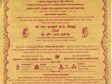16 Online Marriage Invitation Format Kannada With Stunning Design with Marriage Invitation Format Kannada