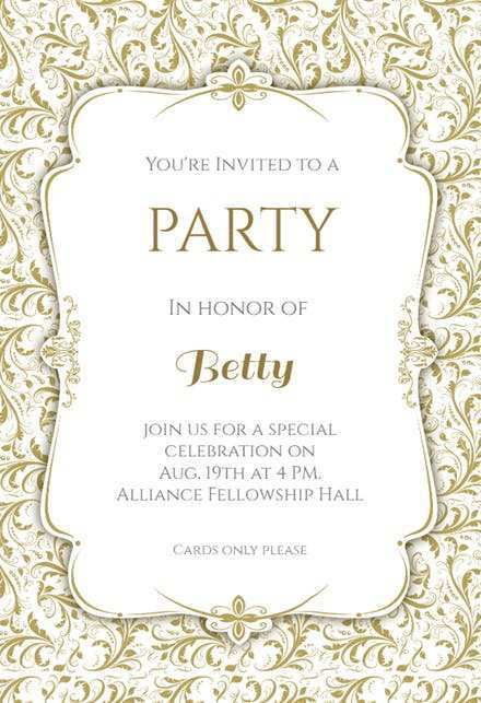 16 The Best Invitation Card Name Format Formating for Invitation Card Name Format