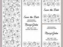 16 Visiting Stock Vector Wedding Invitation Template 14 PSD File by Stock Vector Wedding Invitation Template 14