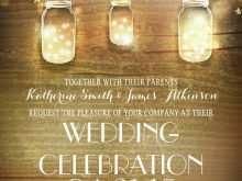 17 Adding Jar Wedding Invitation Template For Free by Jar Wedding Invitation Template
