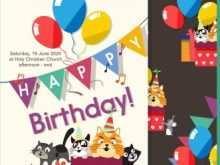 17 Creating Birthday Invitation Template Adobe Illustrator Download by Birthday Invitation Template Adobe Illustrator