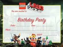 17 Customize Our Free Birthday Invitation Template Lego With Stunning Design for Birthday Invitation Template Lego