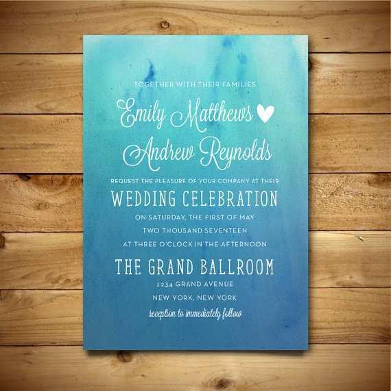 17 Free Printable Wedding Invitation Template Doc PSD File by Wedding Invitation Template Doc