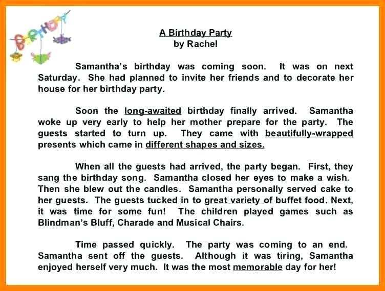 18 Format Birthday Party Invitation Letter Template For Free with Birthday Party Invitation Letter Template