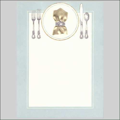 18 Free Printable Blank Dinner Invitation Template in Word for Blank Dinner Invitation Template